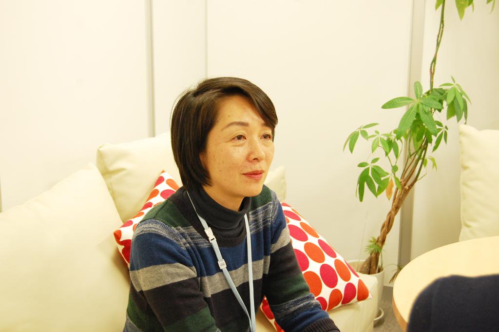 田中あけ美隊員